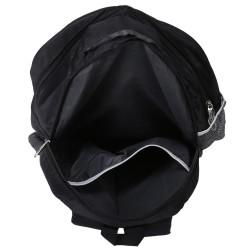 117_BACKPACK_TEDILINE_BLACK 25 L Backpack  (Black)