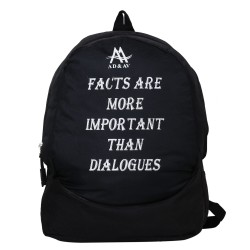 119_BACKPACK_DIALOGBAG_BLACK 25 L Backpack  (Black)