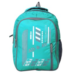 AD & AV 122_SCHOOL_BAG_RAMA Waterproof School Bag  (Green, 30 L)