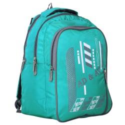 AD & AV 122_SCHOOL_BAG_RAMA Waterproof School Bag  (Green, 30 L)