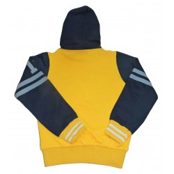 Full Sleeve Colorblock Boy's & Girl's Sweatshirt