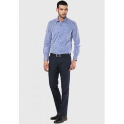 AD & AV Regular Fit Men's  DARK BLUE Trousers (104)