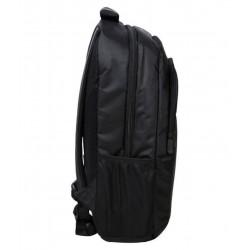 _BLACK LAPTOP Backpack   (Black)