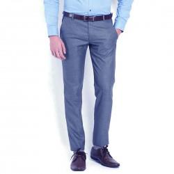 AD & AV Regular Fit Men's BLUE Trousers (212)