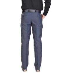 AD & AV Regular Fit Men's DARK BLUE Trousers (229)
