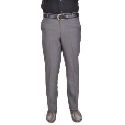 AD & AV Regular Fit Men'sGREYTrousers (230)