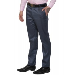 AD & AV Regular Fit Men' GREY Trousers (290)