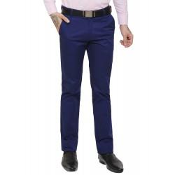 AD & AV Regular Fit Men' GREY Trousers (297)