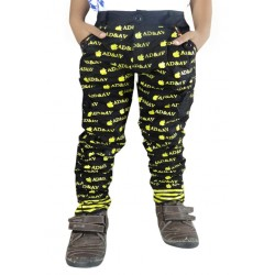 AD & AV Regular Fit Boys AD & AV TROUSER  (395)