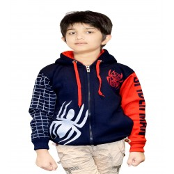 AD & AV Round Neck Animal Print Boys Pullover