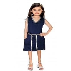 AD & AV Girls BLUE REYON DRESSES