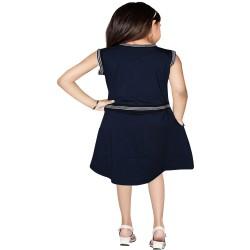 AD & AV Girls BLUE REYON DRESSES