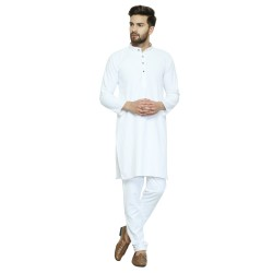 Men Kurta and Pyjama Set_733