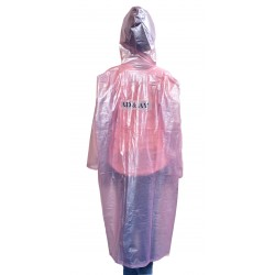 GIRLS BARBY RAINCOAT