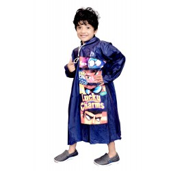 kids BLUE RAINCOAT