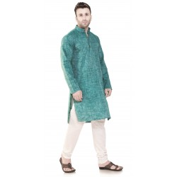 Men Kurta and Churidar Set_787