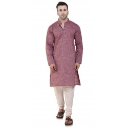 Men Kurta and Pyjama Set_789