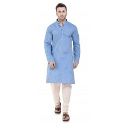 Men Kurta and Churidar Set_791