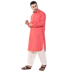Men  SLUB PATHANI CARROT