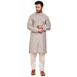 Men Kurta and Churidar Set_879