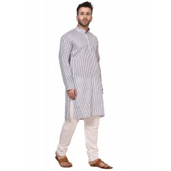 Men Kurta and Churidar Set_884