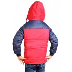Full Sleeve Colorblock Boys Jacket