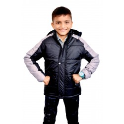 Full Sleeve Colorblock Baby Boys & Baby Girls Jacket