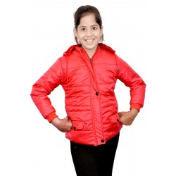 Full Sleeve Solid Girls Jacket