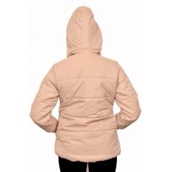 Full Sleeve Solid Girl's Jacket