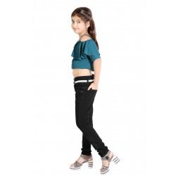 Regular Girls Black Jeans