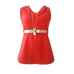 AD & AV Girls Midi/Knee Length Party Dress