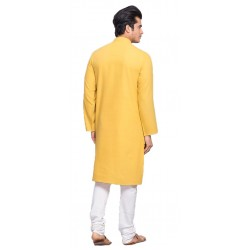 AD & AV Men's Kurta and Pyjama Set