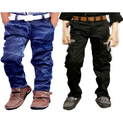 COMBO BADI JEANS AND BLACK PREMIUM