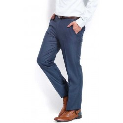 AD & AV Regular Fit Men' GREY Trousers (297)