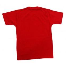 AD & AV Boy's Printed Cotton T Shirt  (Black, Pack of 1) 608