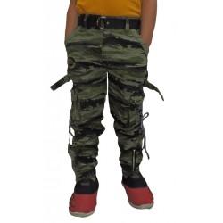 AD & AV Regular Fit BOYS ARMY ORIGINAL CARGO (599)