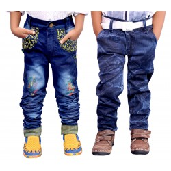 COMBO CARGO JEANS AND BADI