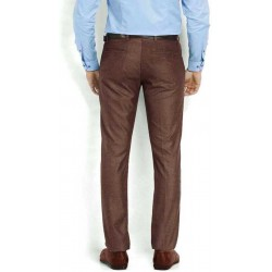 Regular Fit Men's Blue, Black Trousers