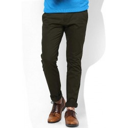 AD & AV Regular Fit Men's BLUE Trousers (235)