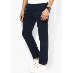 Regular Fit Men BLACK Trousers(COMBO)