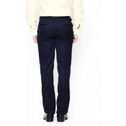 AD & AV Regular Fit Men's  BLUE Trousers (299)