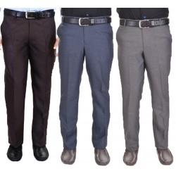 Regular Fit Men's pack of 3 gd coffi blue grey