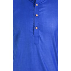 Men's KURTA BLUE