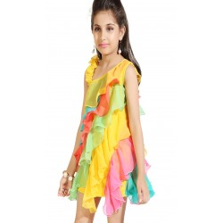 AD & AV Girls  Casual Dress