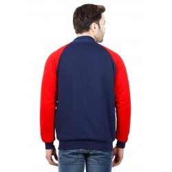 AD & AV REVERSIBLE JACKET RED