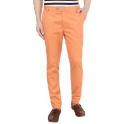 Regular Fit Men CARROT  Trousers