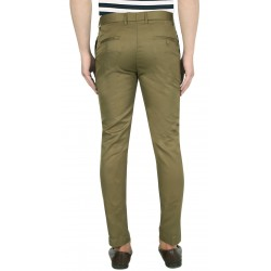Regular Fit Men  BALENO  Trousers