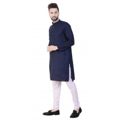 Men Kurta and Pyjama Set
