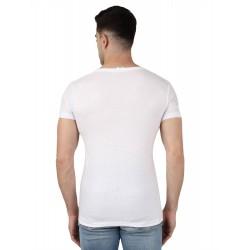 AD & AV BOYS WHITE T-SHIRT