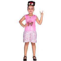 AD & AV GIRL PINK DRESS